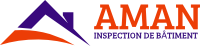 Aman home inspection logo French_200px